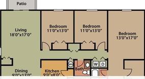 Similar Apartment at Old Lebanon Dirt Rd
