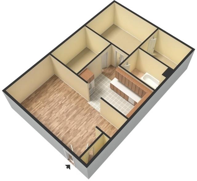 Similar Apartment at Sarvis Ct