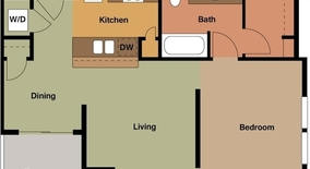 Similar Apartment at Denver W Cir