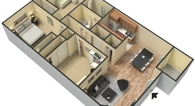 Similar Apartment at Washington St