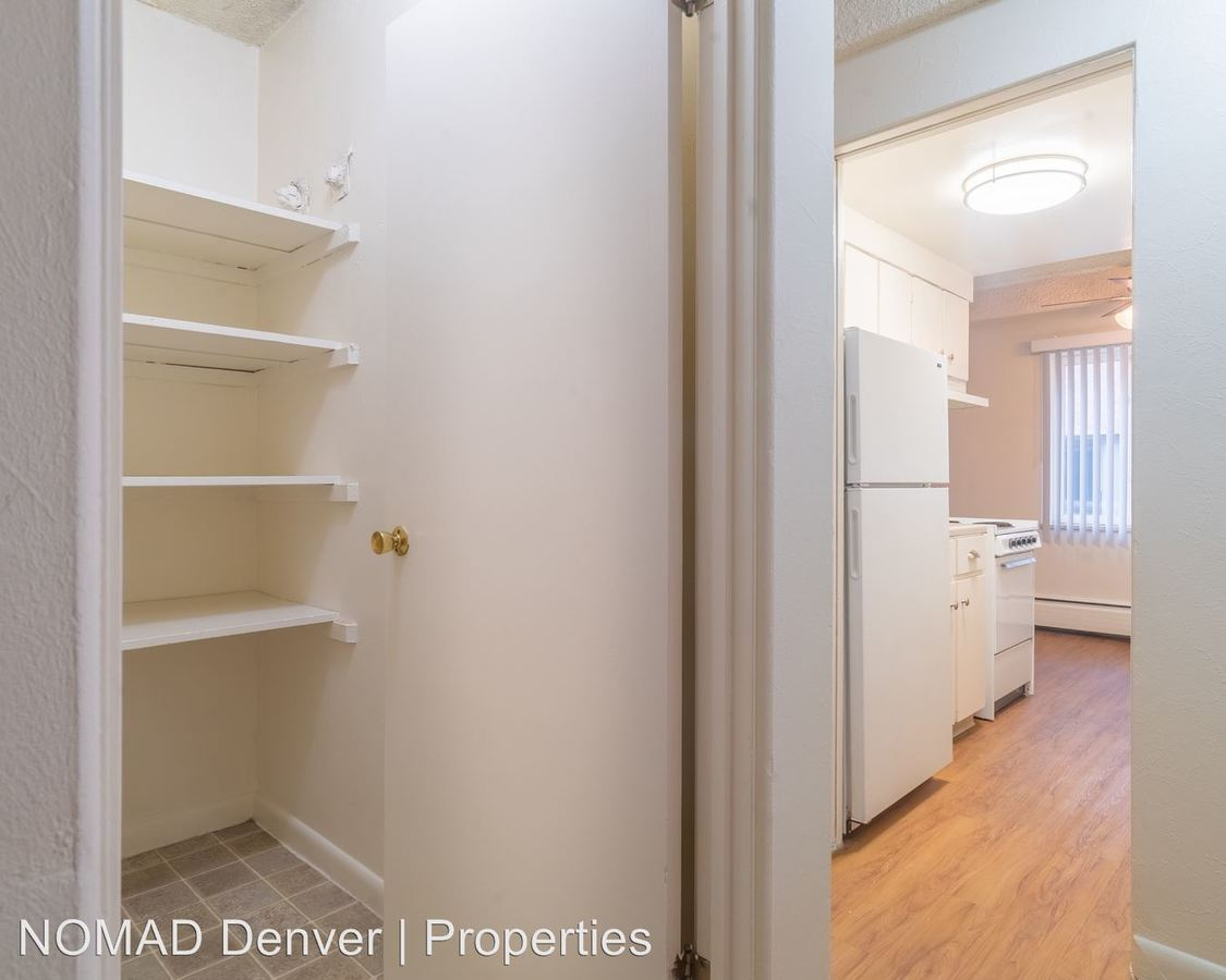 1 Bedroom 1 Bathroom Apartment for rent at Cedar Creek in Denver, CO