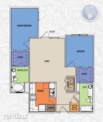 2 Bedrooms 2 Bathrooms House for rent at Fairway Drive in Westworth Village, TX