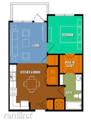 1 Bedroom 1 Bathroom House for rent at N. Vandiver in Alamo Heights, TX