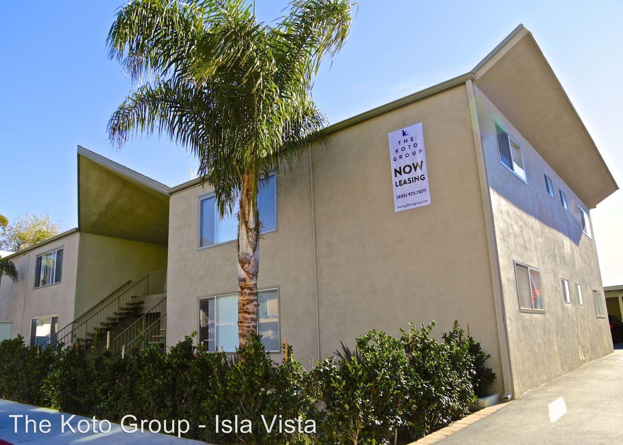 1 Bedroom 1 Bathroom Apartment for rent at 6519 Seville in Goleta, CA