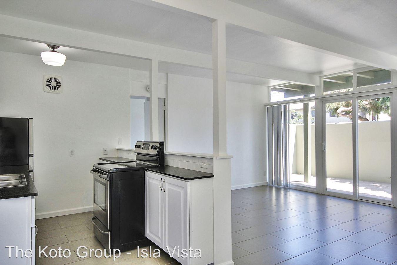 1 Bedroom 1 Bathroom House for rent at 6532 Sabado Tarde in Goleta, CA