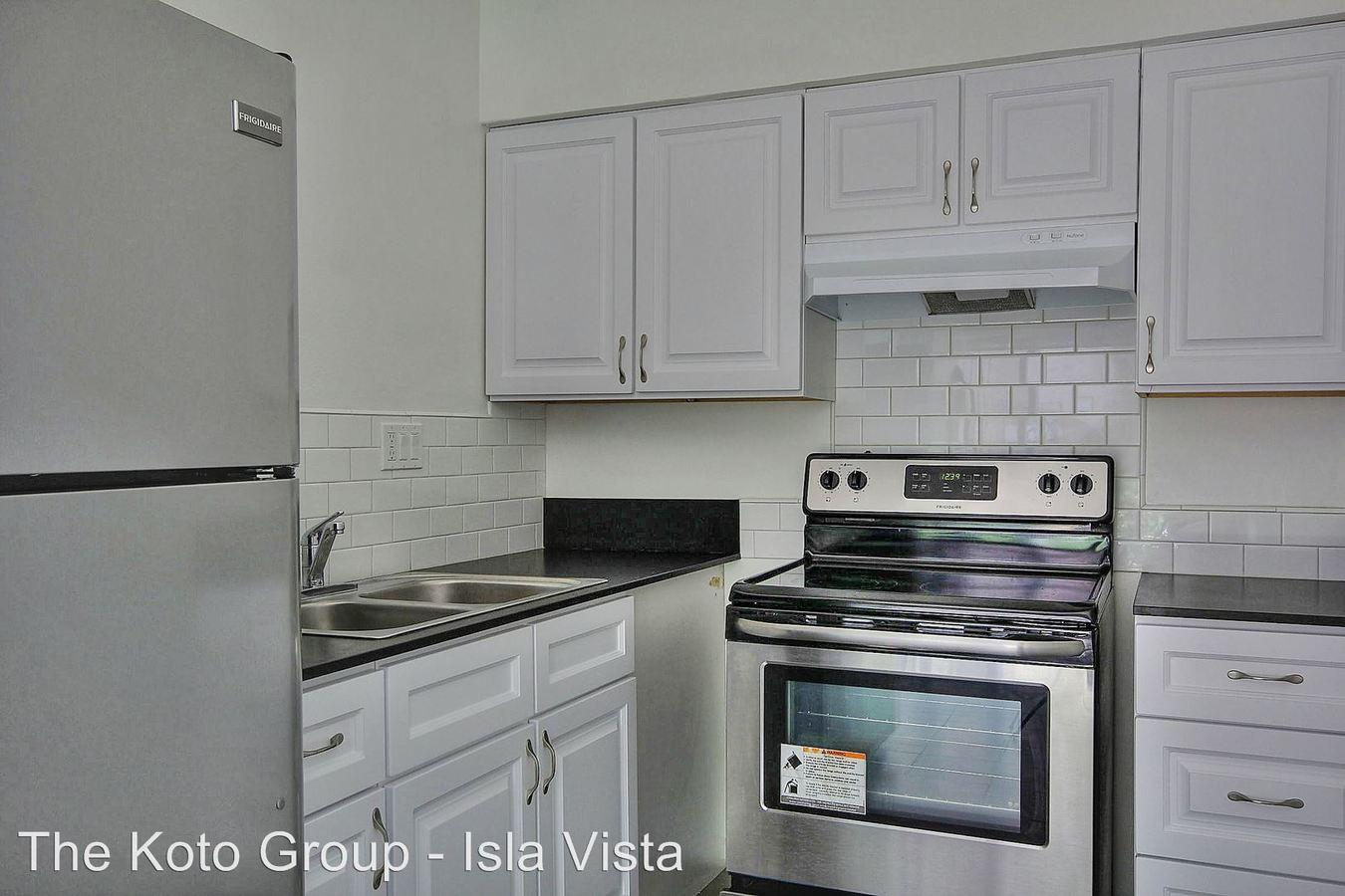 1 Bedroom 1 Bathroom Apartment for rent at 6515 Trigo in Goleta, CA