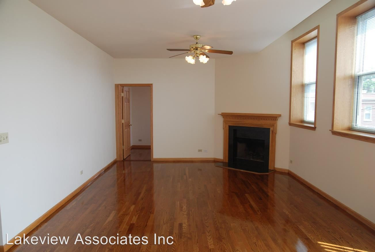4 Bedrooms 2 Bathrooms Apartment for rent at 2417 N. Western in Chicago, IL