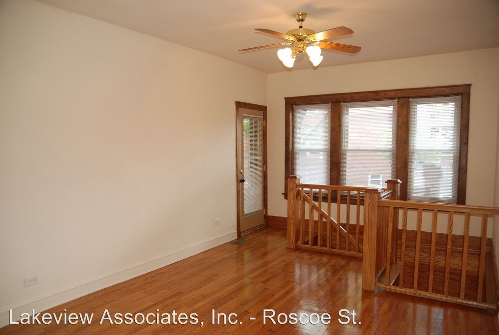 4 Bedrooms 3 Bathrooms Apartment for rent at 1535 W. Addison in Chicago, IL