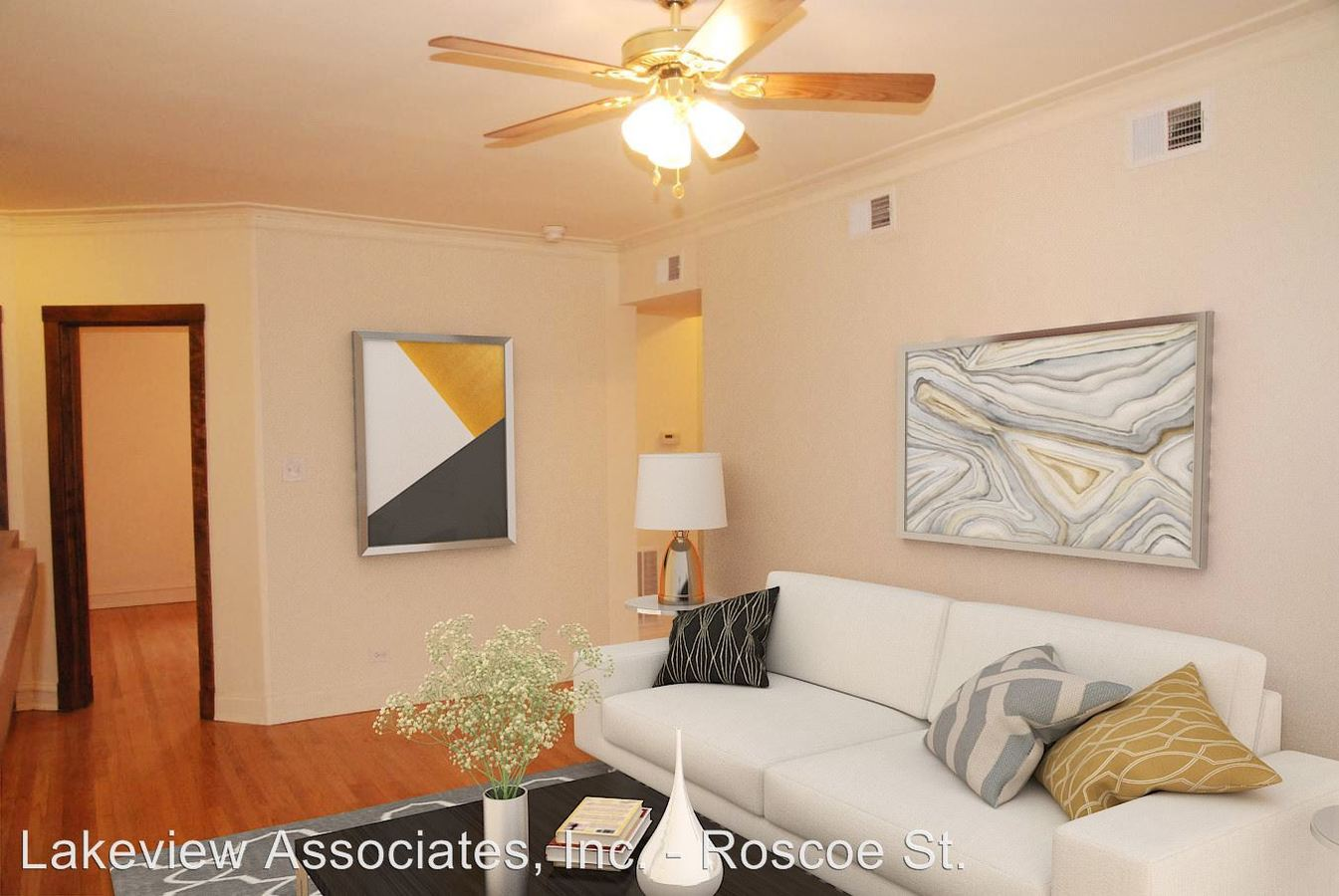 2 Bedrooms 1 Bathroom Apartment for rent at 1535 W. Addison in Chicago, IL