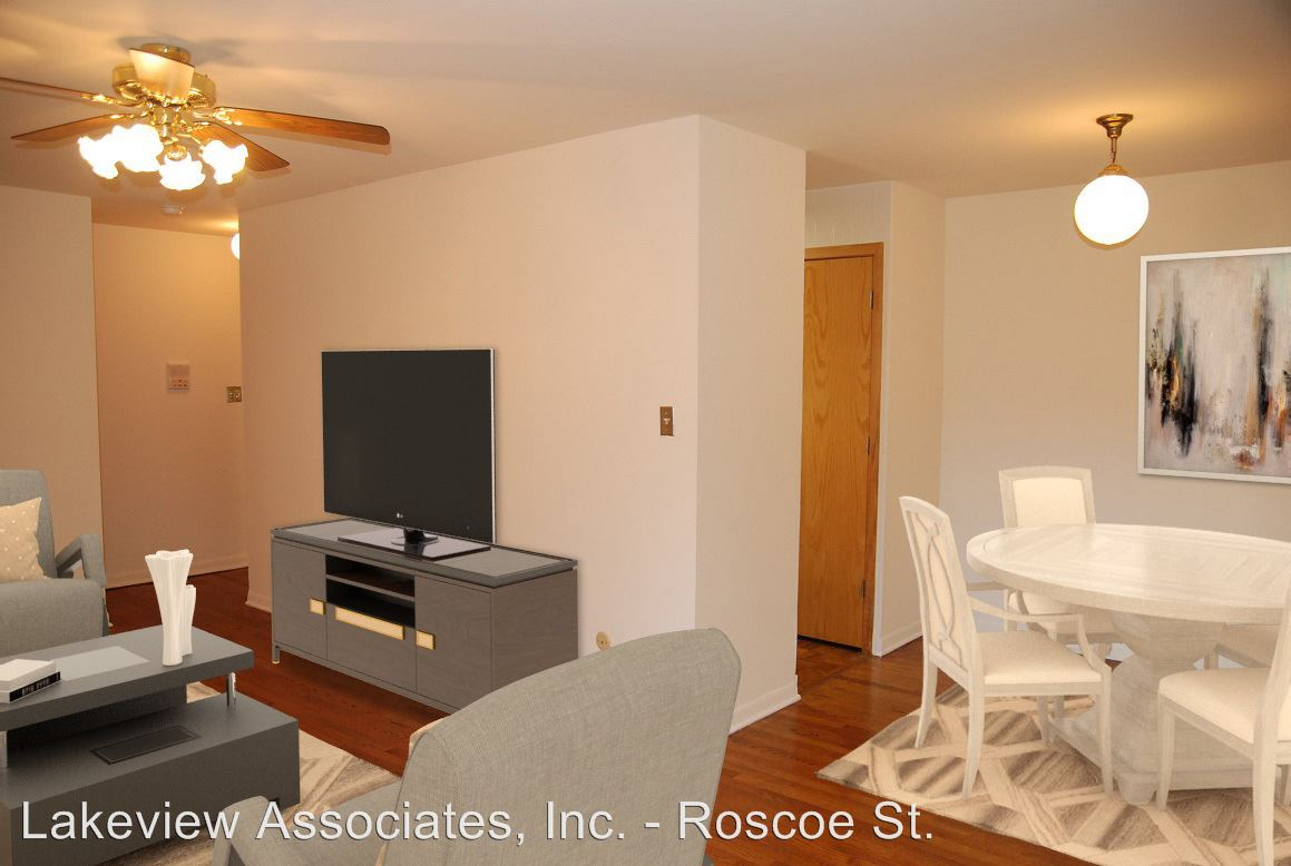 1 Bedroom 1 Bathroom Apartment for rent at 417 W. Roscoe in Chicago, IL