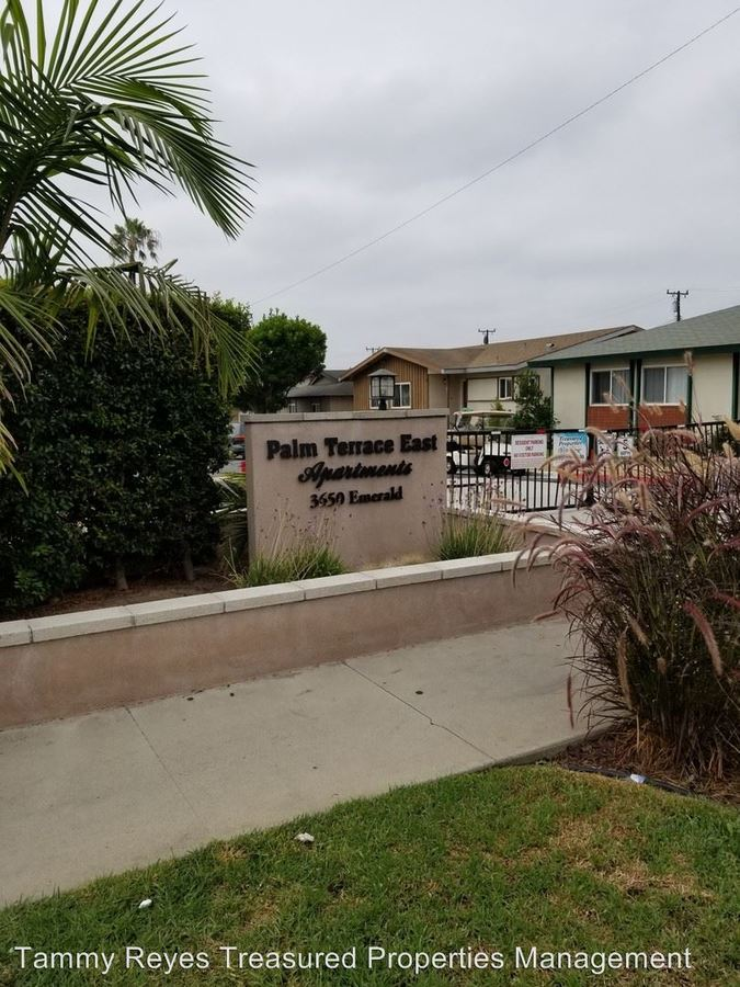 2 Bedrooms 2 Bathrooms Apartment for rent at Palm Terrace East 3650 Emerald Street in Torrance, CA