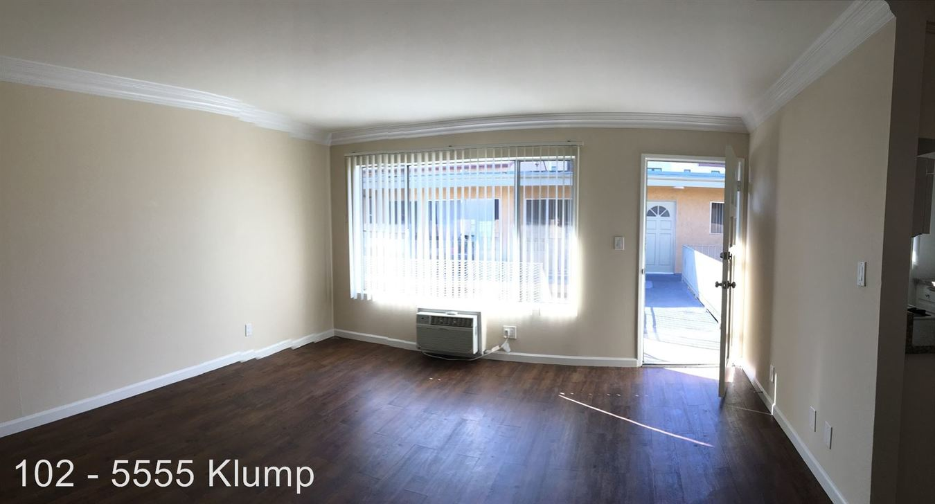 1 Bedroom 1 Bathroom Apartment for rent at 5555 Klump Ave. in North Hollywood, CA
