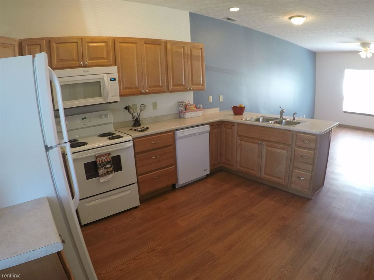 3 Bedrooms 1 Bathroom Apartment for rent at Crosspoint Apartments in Lafayette, IN