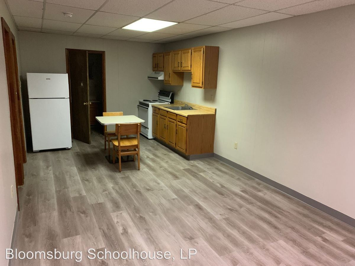 Studio 1 Bathroom Apartment for rent at 50 E. 1st Street in Bloomsburg, PA