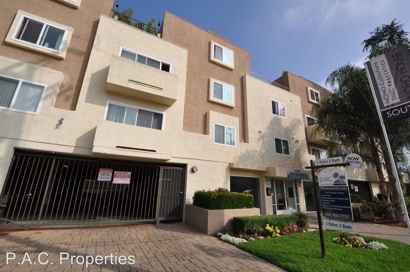 1 Bedroom 1 Bathroom Apartment for rent at 11035 Otsego Street in North Hollywood, CA