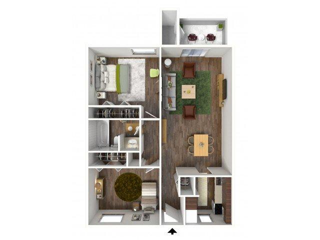 Stratus Apartments Colorado Springs Co