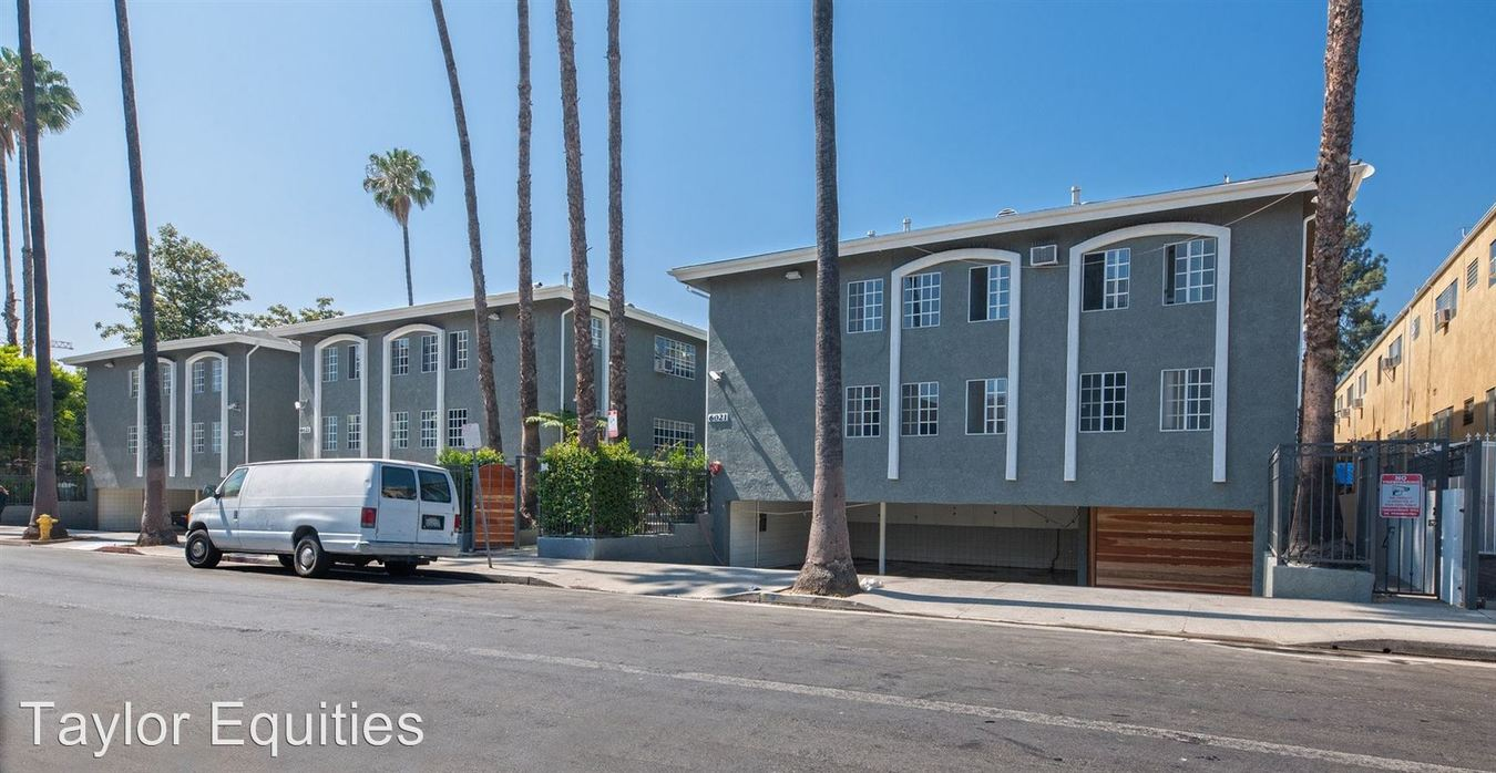 2 Bedrooms 1 Bathroom Apartment for rent at 6021 Carlton Way in Los Angeles, CA