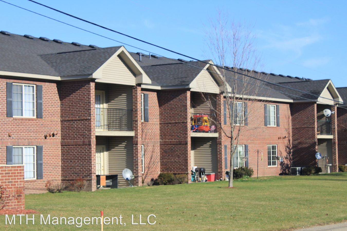 3 Bedrooms 2 Bathrooms Apartment for rent at 129 Belleview Dr in Ionia, MI