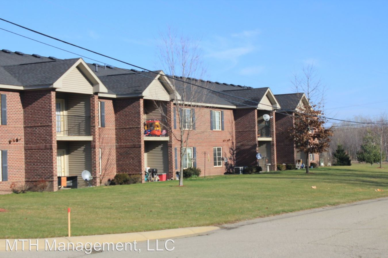 2 Bedrooms 2 Bathrooms Apartment for rent at 129 Belleview Dr in Ionia, MI