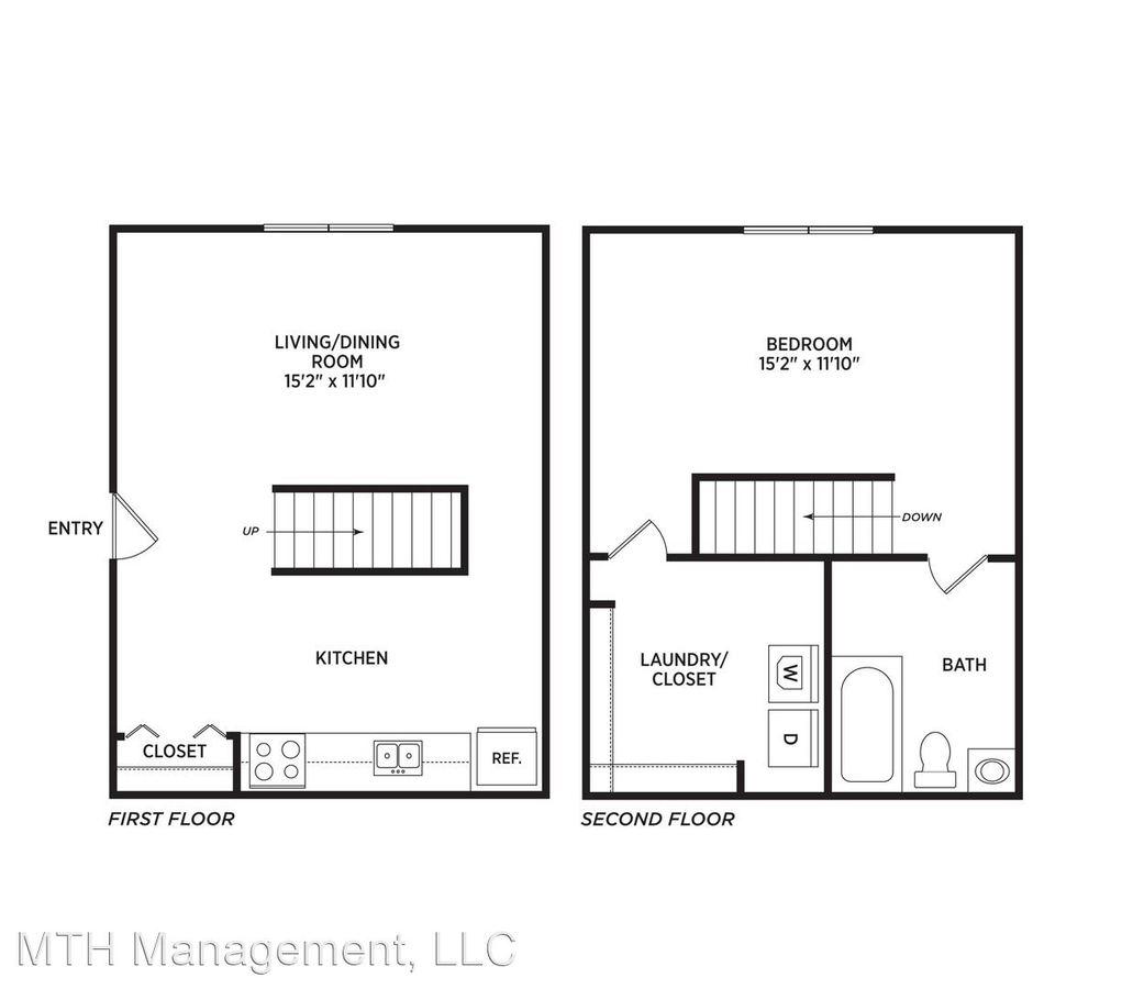 1 Bedroom 1 Bathroom Apartment for rent at 3411 Beau Jardin Dr in Lansing, MI