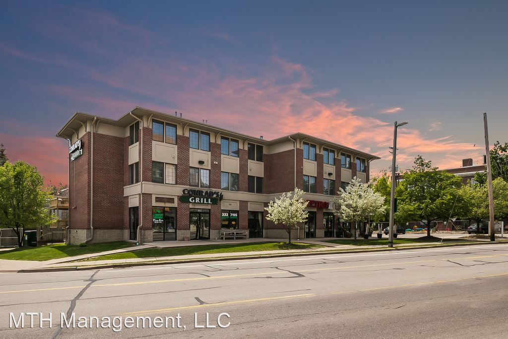 2 Bedrooms 1 Bathroom Apartment for rent at 315 W Grand River Ave in East Lansing, MI