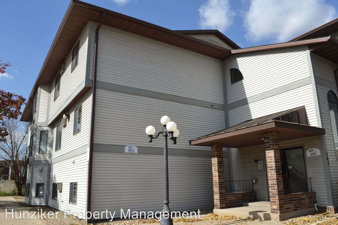 Studio 1 Bathroom Apartment for rent at 163 N. Hyland in Ames, IA