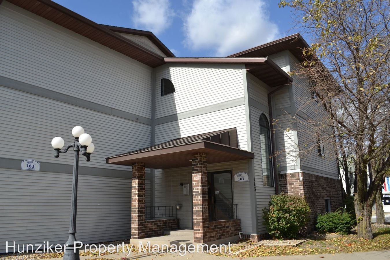 2 Bedrooms 1 Bathroom Apartment for rent at 163 N. Hyland in Ames, IA