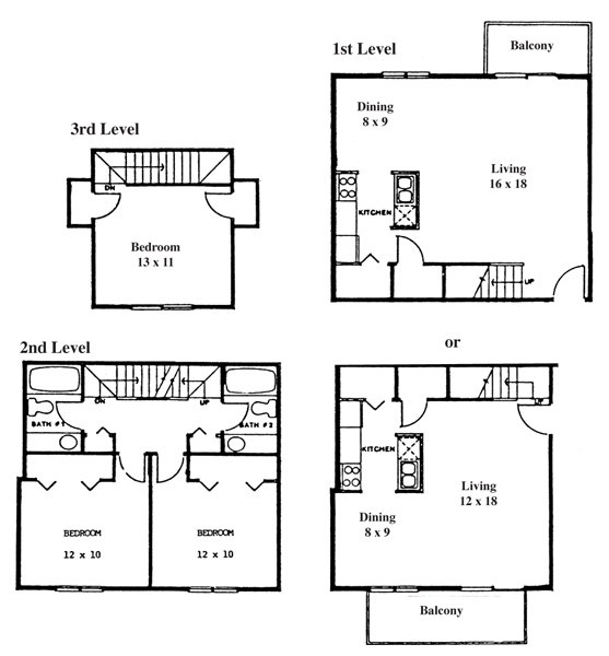 3 Bedrooms 2 Bathrooms Apartment for rent at Renee Row in Milwaukee, WI