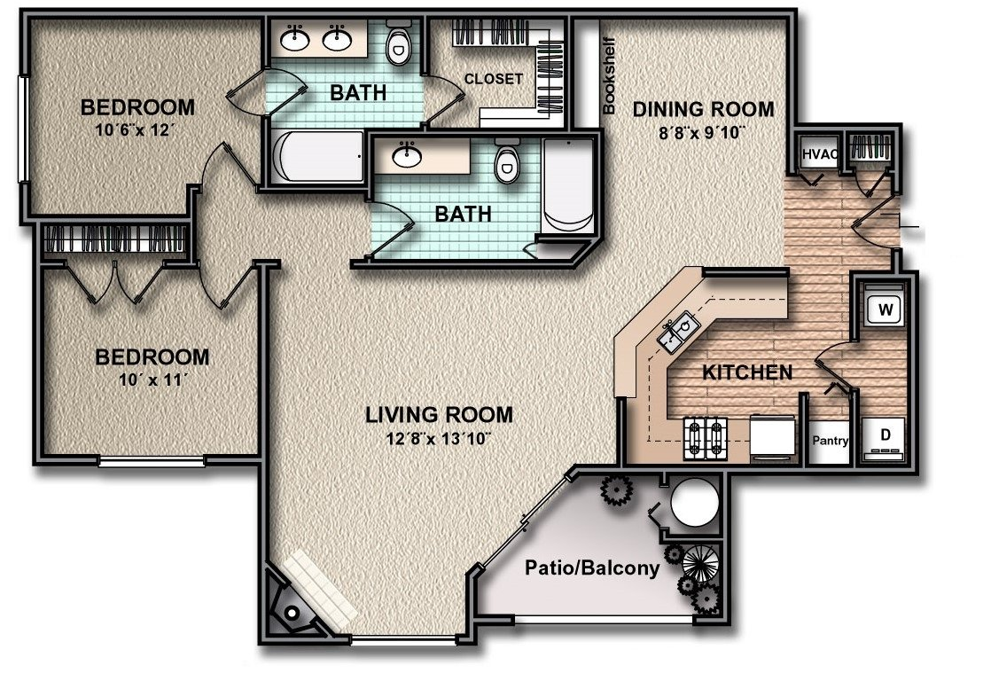 Astounding Deerfield Apartments Austin Tx Download Free Architecture Designs Intelgarnamadebymaigaardcom