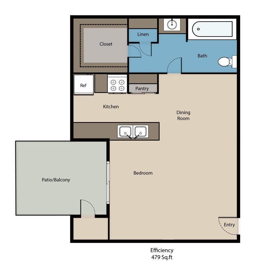 Creekside Trace Apartments Austin Tx