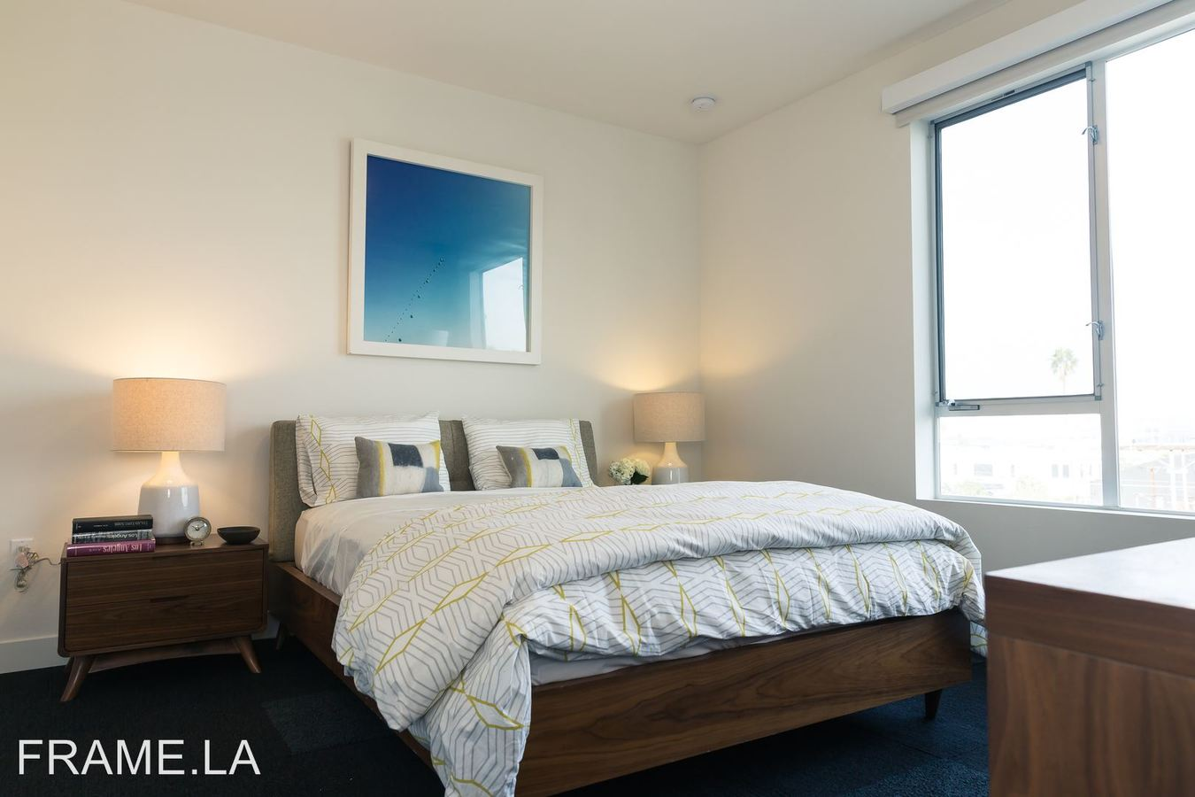 2 Bedrooms 2 Bathrooms Apartment for rent at 733 N Hudson Avenue in Hollywood, CA