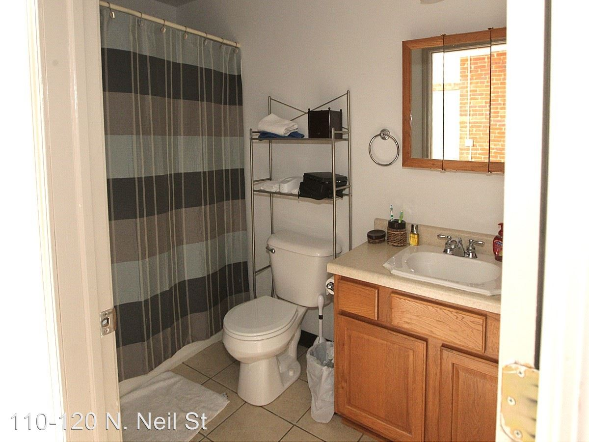 Studio 1 Bathroom Apartment for rent at 112 N. Neil St. in Champaign, IL