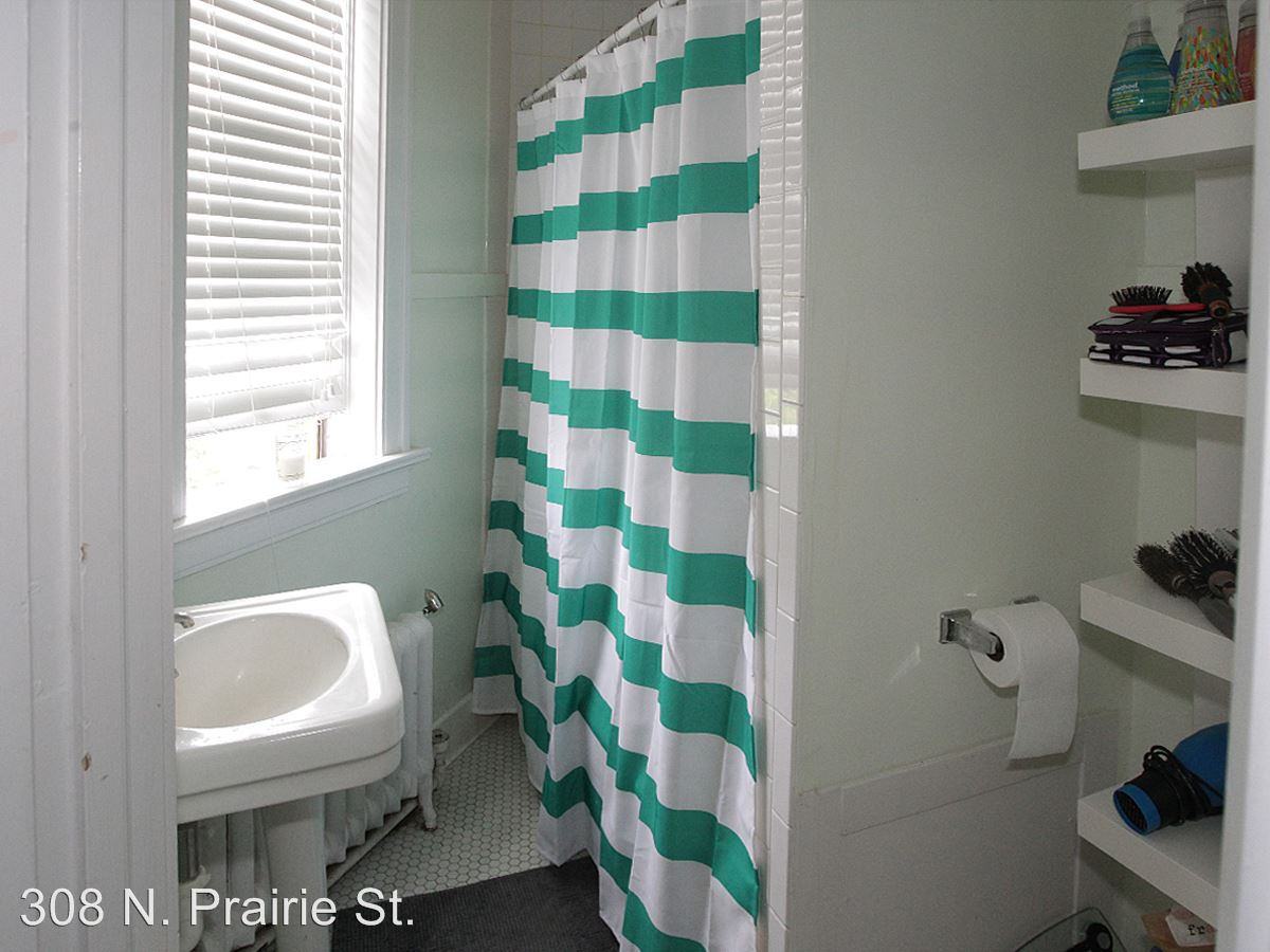 1 Bedroom 1 Bathroom Apartment for rent at 308 N. Prairie St. in Champaign, IL