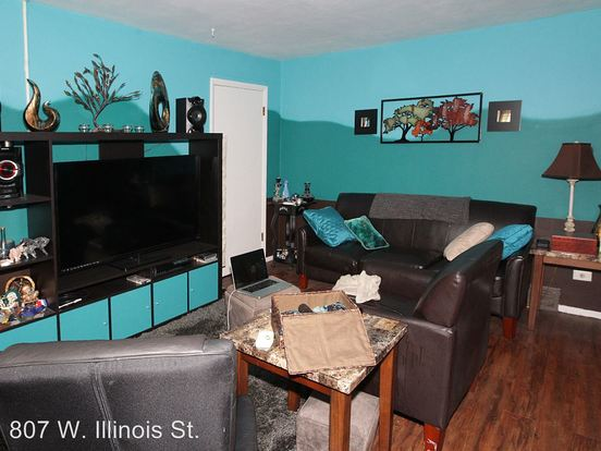 1 Bedroom 1 Bathroom Apartment for rent at 807 W. Illinois St. in Urbana, IL