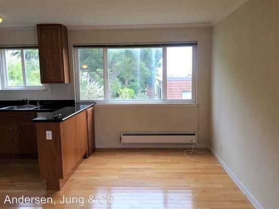 1 Bedroom 1 Bathroom Apartment for rent at 400 Monterey Blvd. in San Francisco, CA