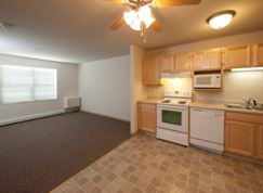 1 Bedroom 1 Bathroom Apartment for rent at Garden Terrace Senior Housing 10851 W. Donna Drive in Milwaukee, WI