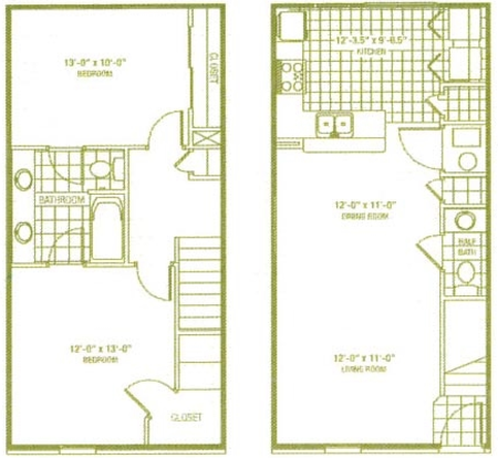 2 Bedrooms 2 Bathrooms Apartment for rent at Traditions At Worthington Woods in Columbus, OH