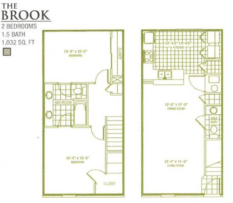 2 Bedrooms 1 Bathroom Apartment for rent at Traditions At Worthington Woods in Columbus, OH