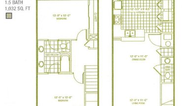 Similar Apartment at Winchester Crossing