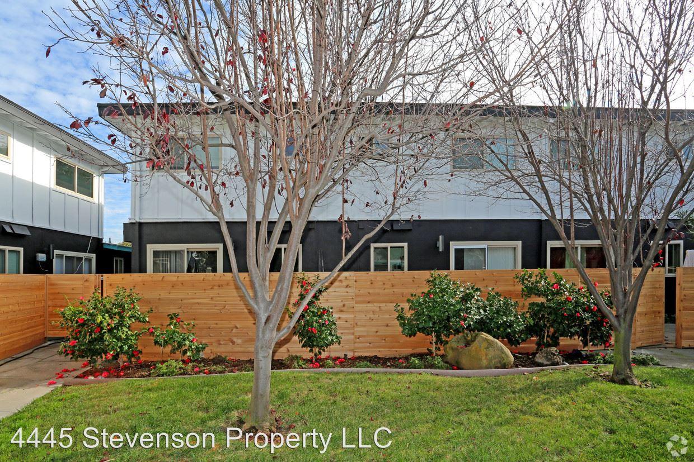 2 Bedrooms 1 Bathroom Apartment for rent at 4445 Stevenson Blvd in Fremont, CA