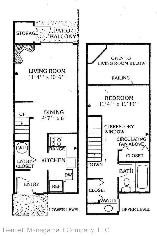 1 Bedroom 1 Bathroom Apartment for rent at Northgreen in Eugene, OR