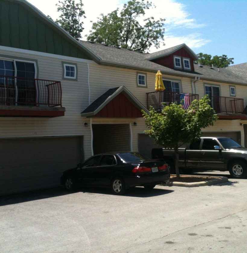 Apartments In Springfield Mo On Kansas Expressway: Walnut Alley Apartments Springfield, MO