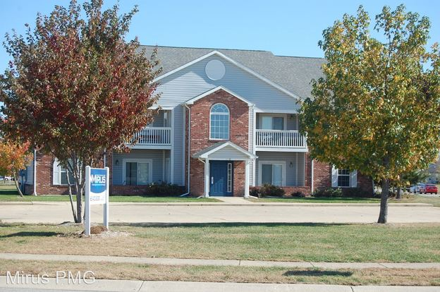 1 Bedroom 1 Bathroom Apartment for rent at Mill Creek Bridgewater Ct. in Lafayette, IN