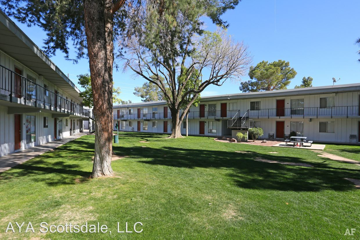 2 Bedrooms 2 Bathrooms Apartment for rent at 8750 E Mcdowell Rd in Scottsdale, AZ