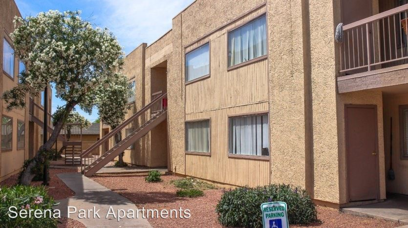 1 Bedroom 1 Bathroom Apartment for rent at 8546 N. 59th Ave in Glendale, AZ