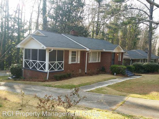 Studio 1 Bathroom House for rent at 1699 De Lowe Drive in Atlanta, GA