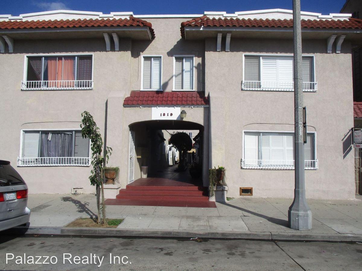 Studio 1 Bathroom Apartment for rent at 1819 E. 4th Street in Long Beach, CA