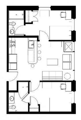 2 Bedrooms 2 Bathrooms Apartment for rent at Zaragon West in Ann Arbor, MI