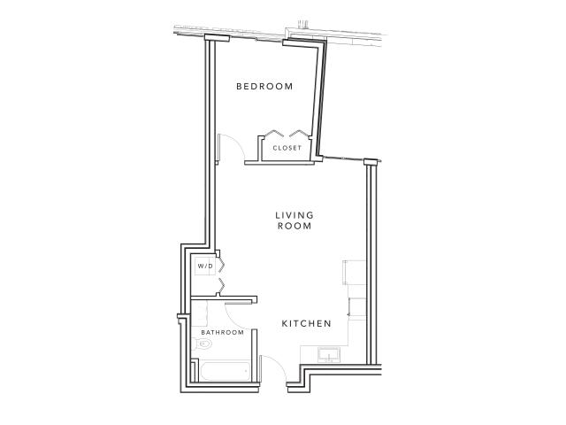 1 Bedroom 1 Bathroom Apartment for rent at Stonefire in Berkeley, CA
