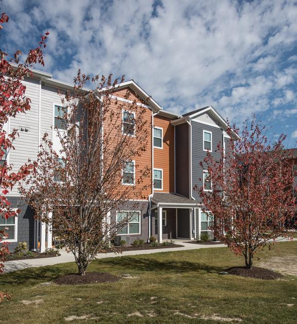Edge Apartments: Edge 1120 Apartments Toledo, OH